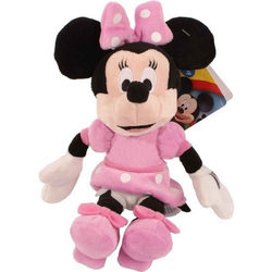 Minnie egér Disney plüssfigura - 20 cm