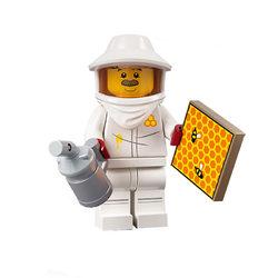 LEGO® 71029 Minifigura 21.széria Méhész figura