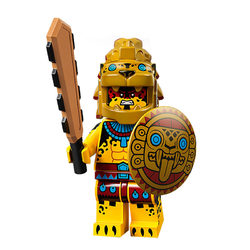 LEGO® 71029 Minifigura 21.széria Ókori harcos figura
