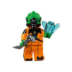 LEGO® 71029 Minifigura 21.széria Földönkívüli figura