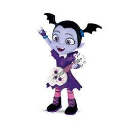 Bullyland 13451 Disney - Vampirina Gitárral