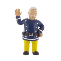 Comansi Sam, a tűzoltó - Steele Parancsnok játékfigura