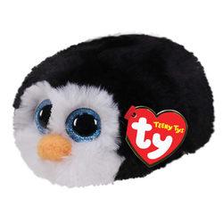 Teeny Ty plüss Waddles pingvin 10 cm