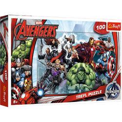 Trefl Bosszúállók 100 db-os puzzle