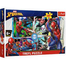 Trefl Pókember - A megmentő 160 db-os puzzle