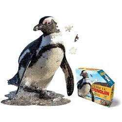Wow Puzzle junior 100 db - Pingvin