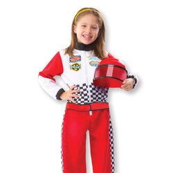 Melissa & Doug F1 autóversenyző jelmez