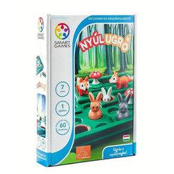 Smart Games Nyúlugró logikai játék