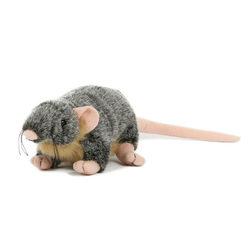 Plüss patkány 20 cm