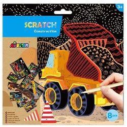 Karckép technika - Építkezés