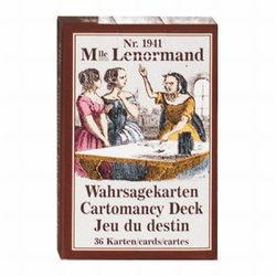 Piatnik Lenormand tarot kártya