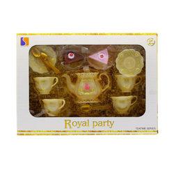 Királyi teáskészlet