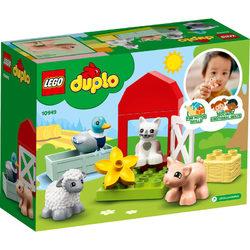 LEGO® DUPLO® 10949 Állatgondozás a farmon