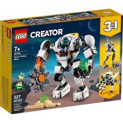 LEGO® Creator 31115 Űrbányászati robot