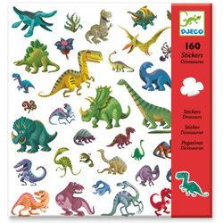 Djeco Matricák - Dinoszauruszok