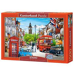 Castorland London 1500 db-os puzzle