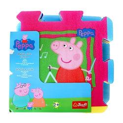 Trefl Habszivacs szőnyeg puzzle - Peppa Pig