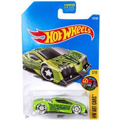 Hot Wheels Art Cars Zotic kisautó - zöld