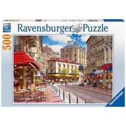 Ravensburger Érdekes üzletek 500 db-os puzzle