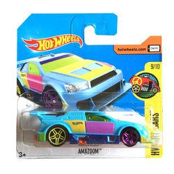 Hot Wheels Art Cars Amazoom kisautó