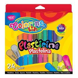 Colorino Kids Színes gyurmakészlet 24db-os