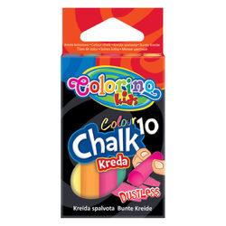 Colorino Kids Színes táblakréta  10 db-os