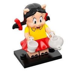 LEGO® 71030 Minifigura Looney Tunes Petúnia malac