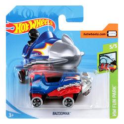Hot Wheels Fun Park - Bazoomka kisautó