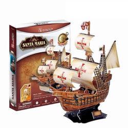 Santa Maria 113 db-os 3D puzzle