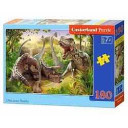 Castorland 180 db-os puzzle - Dínók harca