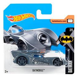 Hot Wheels Batman Batmobile kisautó
