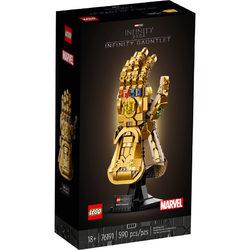 LEGO® Super Heroes Avengers 76191 Végtelen Kesztyű