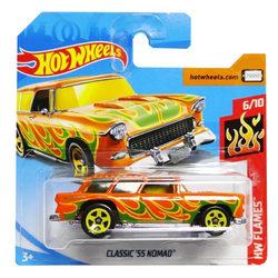 Hot Wheels Flames Classic 55 Nomad kisautó