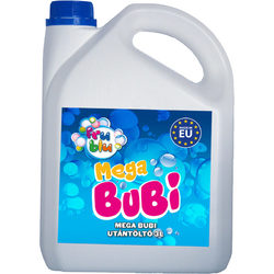 Frublu buborékfújó utántöltő - 3l