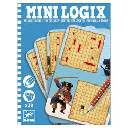 Mini logika - Hajócsata utijáték