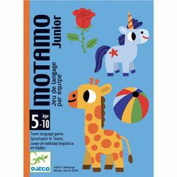 Kártyajáték - Pici-mondandó - MotaMo Junior