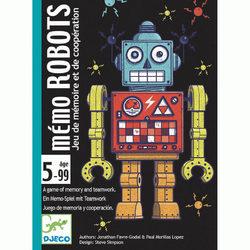 Kártyajáték - Robotok