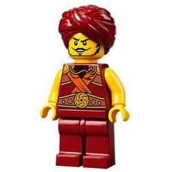 LEGO® NINJAGO™ Minifigura Gravis
