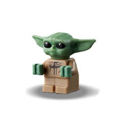 LEGO® Star Wars The Mandalorian Yoda a Gyermek minifigura