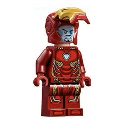 LEGO® Avengers Minifigura Vasember felnyitható sisakkal