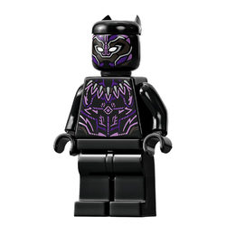 LEGO® Avengers Minifigura Fekete Párduc