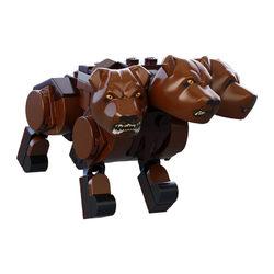 LEGO® Harry Potter Minifigura Bolyhoska a háromfejű kutya
