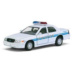 Kinsmart Ford Crown Victoria Police Interceptor kisautó