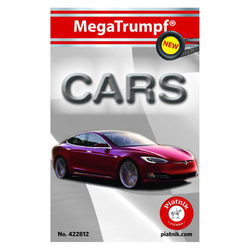 Piatnik Technikai kártya - autók