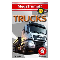 Piatnik Technikai kártya - kamionok