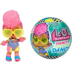 L.O.L. Surprise Dance Dance Dance meglepetés baba