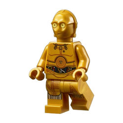 LEGO® Star Wars C-3PO minifigura
