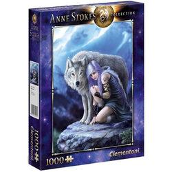 Clementoni Anne Stokes - A védelmező 1000 db-os puzzle