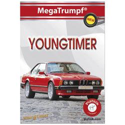 Piatnik Youngtimer autós gyerekkártya