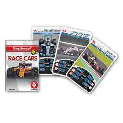 Piatnik Race Cars autós gyerekkártya
